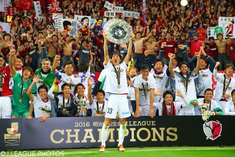 2016年のJリーグカップ